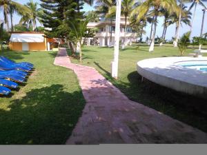 Hotel y Balneario Playa San Pablo, Отели  Monte Gordo - big - 188