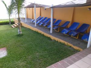 Hotel y Balneario Playa San Pablo, Отели  Monte Gordo - big - 192