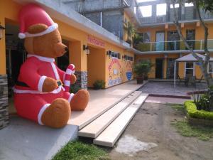 Hotel y Balneario Playa San Pablo, Отели  Monte Gordo - big - 196