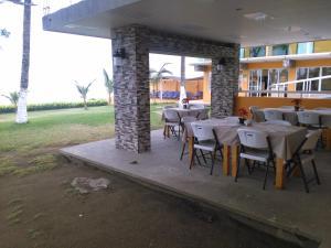 Hotel y Balneario Playa San Pablo, Отели  Monte Gordo - big - 204