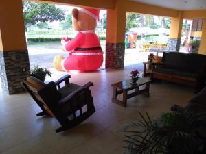 Hotel y Balneario Playa San Pablo, Отели  Monte Gordo - big - 205