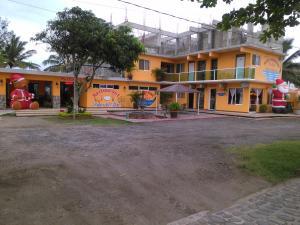 Hotel y Balneario Playa San Pablo, Отели  Monte Gordo - big - 208