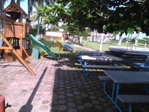 Hotel y Balneario Playa San Pablo, Hotels  Monte Gordo - big - 166