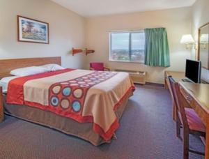 Super 8 by Wyndham Richfield Area, Hotels  Richfield - big - 4