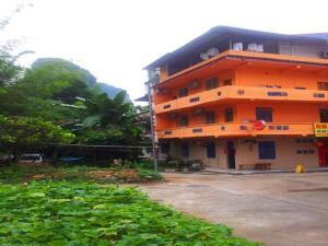 Yangshuo Culture House, Отели типа «постель и завтрак»  Яншо - big - 28