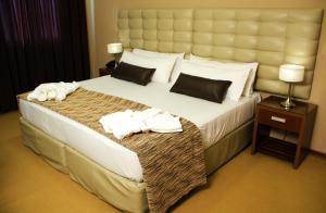 El Hostal del Abuelo, Hotely  Termas de Río Hondo - big - 4
