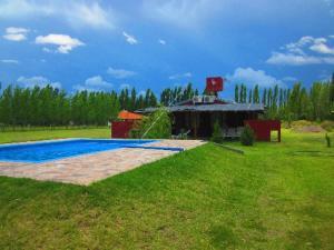 Cabaña La Tranquera, Lodge  San Rafael - big - 22