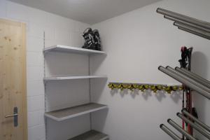 Apartment Bergfreude, Ferienwohnungen  Saas-Grund - big - 16