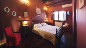 Al Vecchio Fontanile B&B, Bed & Breakfast  Ladispoli - big - 19