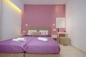 Panormos Hotel and Studios, Hotely  Naxos Chora - big - 63