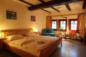 Hotel im Hochzeitshaus, Szállodák  Schotten - big - 8