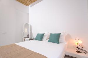 Thomais Studios, Apartmány  Naxos Chora - big - 175