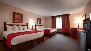 Queen Room with Walk-In Shower - Disability Access/Non-Smoking