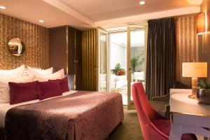 Double Room with Terrace