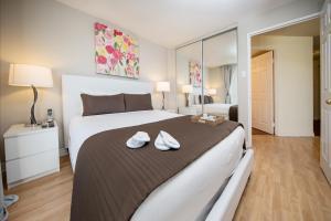 Canada Suites on Bay, Ferienwohnungen  Toronto - big - 55