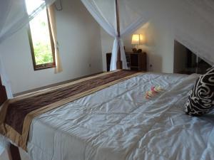 Villa Bhuana Alit, Гостевые дома  Убуд - big - 21