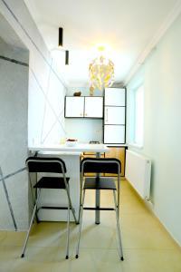Soho Apartment, Ferienwohnungen  Galaţi - big - 28
