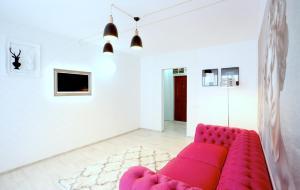 Soho Apartment, Ferienwohnungen  Galaţi - big - 6