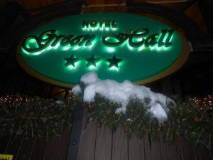 Green Hall Hotel, Hotel  Estosadok - big - 102