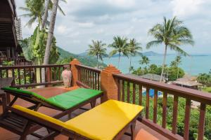 Laem Sila Resort, Курортные отели  Ламаи-Бич - big - 117
