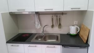Calliope Apartments, Апартаменты  Химара - big - 16