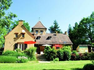 Villa Maison Les Bois, Villák  Bouzic - big - 39