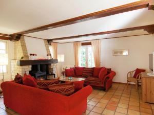Villa Maison Les Bois, Villák  Bouzic - big - 20