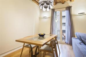 Friendly Rentals Michelangelo, Appartamenti  Barcellona - big - 5