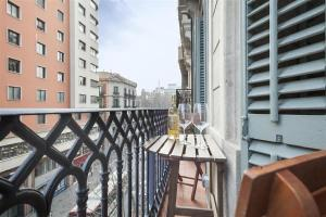 Friendly Rentals Michelangelo, Appartamenti  Barcellona - big - 6
