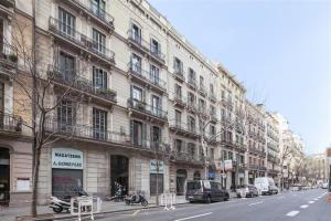 Friendly Rentals Michelangelo, Appartamenti  Barcellona - big - 18
