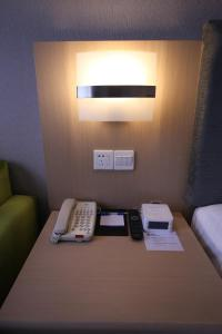 Holiday Inn Express Jinan High-Tech Zone, Hotely  Jinan - big - 3