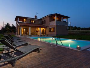 Villa Roža, Vily  Tinjan - big - 40