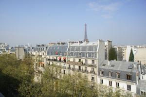 Artist Studio View Eiffel Tower, Apartments  Paris - big - 9