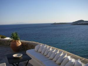 Boundless Blue Villas, Vily  Platis Yialos Mykonos - big - 35