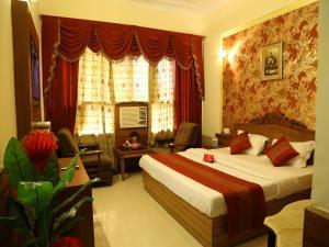 OYO 1933 Hotel City Paradise, Szállodák  Csandígarh - big - 9