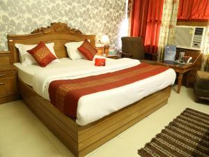 OYO 1933 Hotel City Paradise, Szállodák  Csandígarh - big - 12