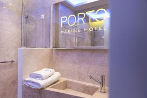 Porto Marine Hotel, Hotely  Platamonas - big - 7