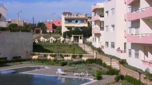 Les jardins de l'Atlantique, Апартаменты  Мохаммедия - big - 32