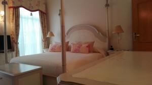 Quinta Jacintina - My Secret Garden Hotel, Szállodák  Vale do Lobo - big - 13