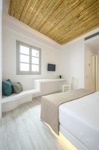 Thomais Studios, Apartmány  Naxos Chora - big - 44