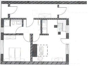 Winzerhof Düring, Гостевые дома  Ипхофен - big - 2