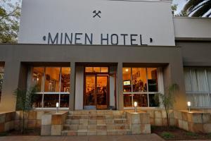 Minen Hotel, Отели  Tsumeb - big - 24