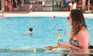 Hotel Esra and Family Suites, Hotely  Didim - big - 46