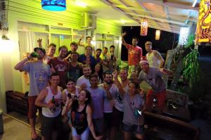 Smile Hostel Koh Phangan, Hostelek  Bantaj - big - 59