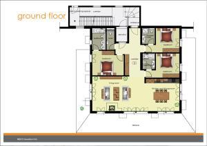 Apartment Delta 4.5 - GriwaRent AG, Apartmanok  Grindelwald - big - 16