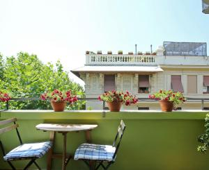 B&B Albaro, Bed and breakfasts  Genoa - big - 17