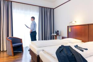 Mercure Hotel Bad Oeynhausen City, Szállodák  Bad Oeynhausen - big - 4
