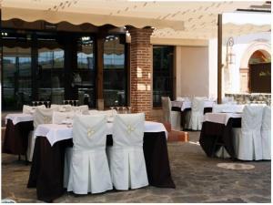 Hotel Venta Magullo, Hotels  La Lastrilla - big - 31