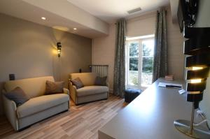 Les Maritonnes Parc & Vignoble, Hotel  Romanèche-Thorins - big - 6