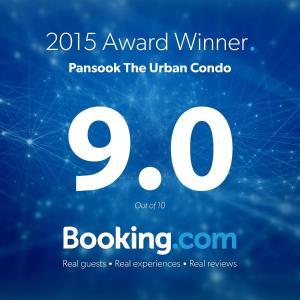 Pansook The Urban Condo, Apartmanok  Csiangmaj - big - 44